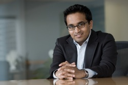 Blinkx CEO Suranga Chandratillake discusses a transformational year