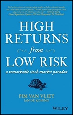High Returns from Low Risk  Van Vliet  a book review and recommendation