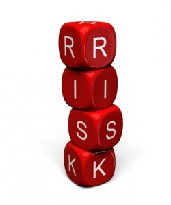 How can you measure the risk of a share