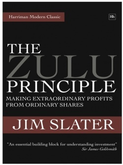 Jim Slaters Zulu Principle Growth Investing mixed with Value
