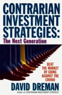 Stock screening using David Dremans contrarian investment approach