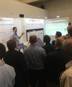Stockopedia at the UK Investor Show 2018