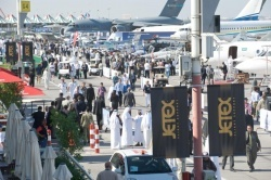 Tarsus performance boosted by successful Dubai Airshow