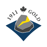 1911 Gold logo