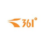 361 Degrees International logo