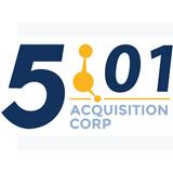 5:01 Acquisition logo