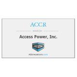 Access-Power & Co Inc logo