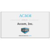 Accom Inc logo