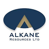 Alkane Resources logo