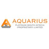 Aquarius Platinum logo