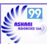 Ashari Agencies logo