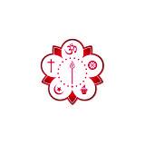 Ashram Online Com logo