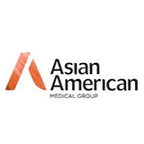 Asian American Medical logo
