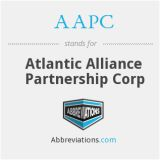 Atlantic Alliance Partnership logo