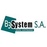 B3System SA logo