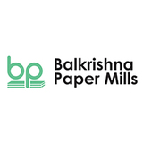 Balkrishna Paper Mills logo