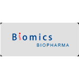 Biomics Biopharma logo