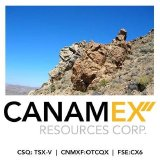 Canamex Gold logo