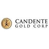Candente Gold logo