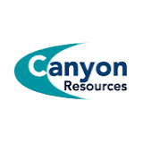 Canyon Resources logo