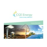 CGE Energy Inc logo