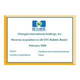 Changda International Holdings Inc logo