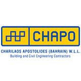 Charilaos Apostolides Public logo