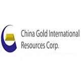 China Gold International Resources logo