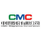 CMC Magnetics logo