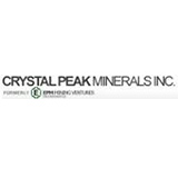 Crystal Peak Minerals Inc logo