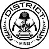 District Mines logo