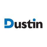 Dustin AB logo