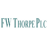 FW Thorpe logo