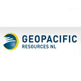 Geopacific Resources logo