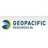 Geopacific Resources logo