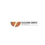 Golden Deeps logo