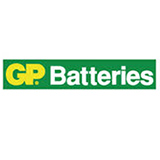 GP Batteries International logo