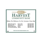 Harvest Community Bank logo