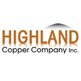 Highland Copper Inc logo