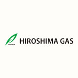 Hiroshima Gas Co logo