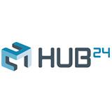 Hub24 logo