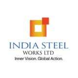 India Steel Works logo