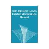 Indo Biotech Foods logo