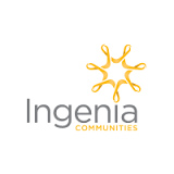 Ingenia Communities logo