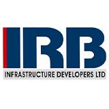 IRB Infrastructure Developers logo