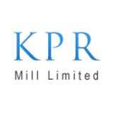 KPR Mill logo