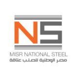 Misr National Steel SAE logo