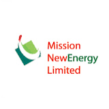Mission Newenergy logo