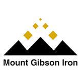Mount Gibson Iron logo