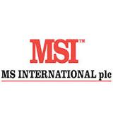 MS International logo